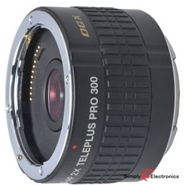 Kenko Teleplus PRO 300 AF DGX 2.0X Reviews