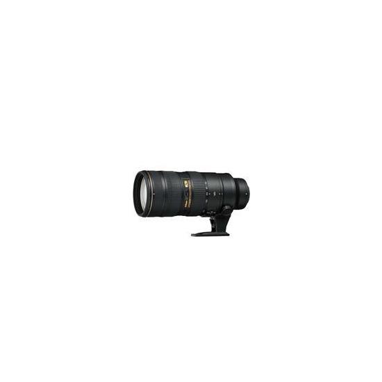 AF-S 70-200mm f2.8 ED VR II Lens