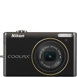 Nikon Coolpix S640 Reviews