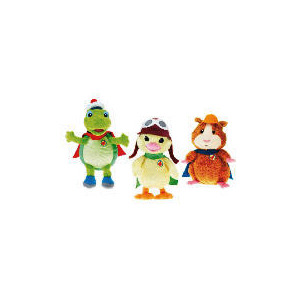 Photo of Wonderpets Save The Day Soft Assortment Toy