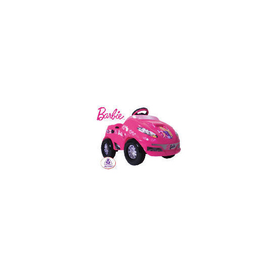 Barbie 6v Speedy Car