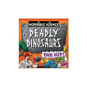 Photo of Horrible Science Deadly Dinosaurs Toy