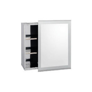 Photo of Mirror Cabinet With Sliding Door Bathroom Fitting