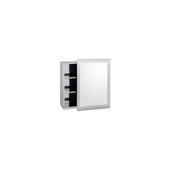 Mirror Cabinet With Sliding Door