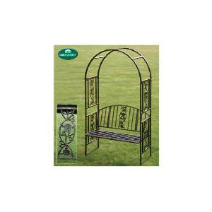 Photo of Greenhurst Pergola With Bench Garden Equipment