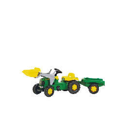 John Deere Pedal Tractor with Trailer & Scoop Reviews