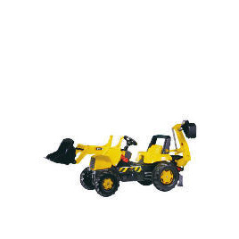 JCB Pedal Backhoe Loader Reviews