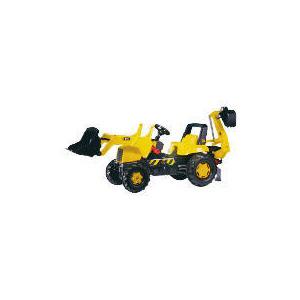 Photo of JCB Pedal Backhoe Loader Toy