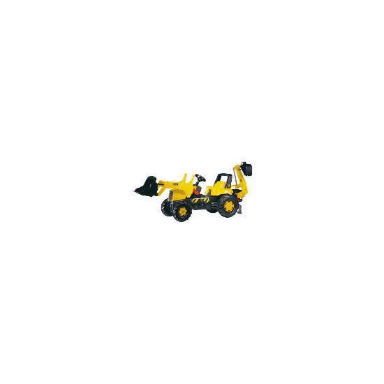 JCB Pedal Backhoe Loader
