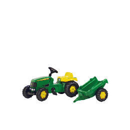 John Deere Pedal Tractor with Trailer Reviews