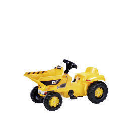 Cat Pedal Dumper Truck Reviews