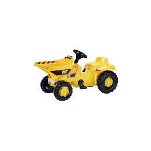 Photo of Cat Pedal Dumper Truck Toy