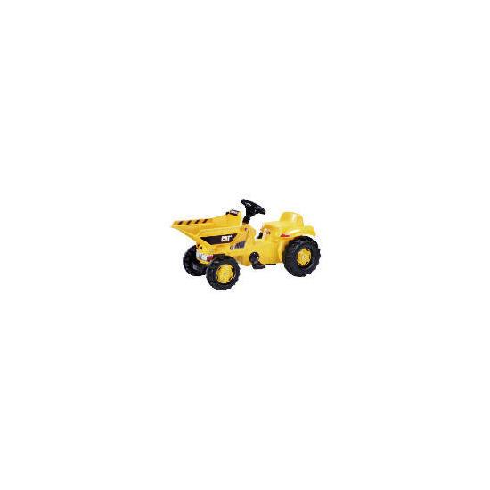 Cat Pedal Dumper Truck