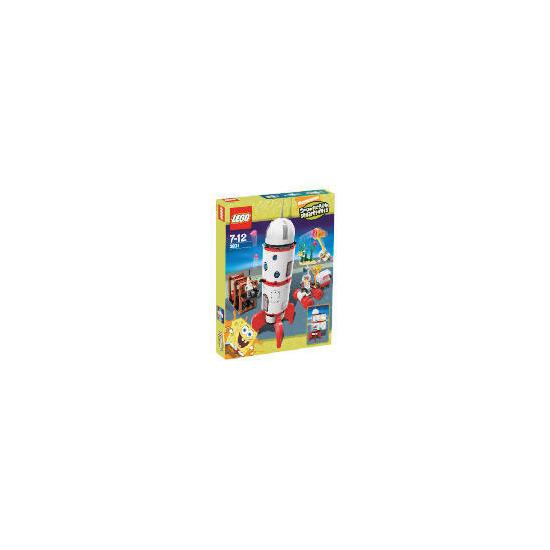 Lego Spongebob Rocket Ride