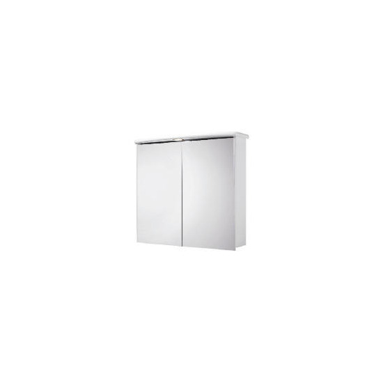 Thames Illuminated Cabinet With Charger Socket