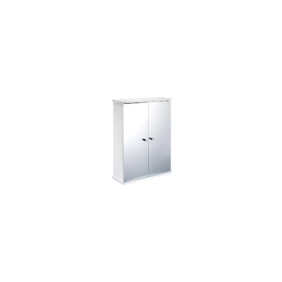 Kensington High Gloss Double Door Cabinet