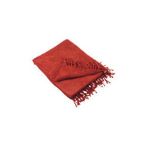 Photo of Tesco Chenille Throw, Berry Cushions and Throw