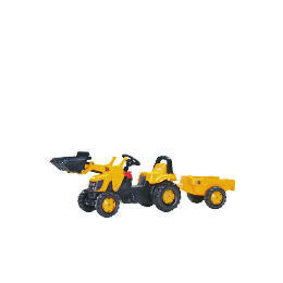 JCB Pedal Tractor with Trailer & Scoop Reviews