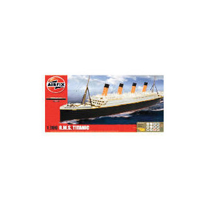 Photo of Humbrol Airfix RMS Titanic Toy