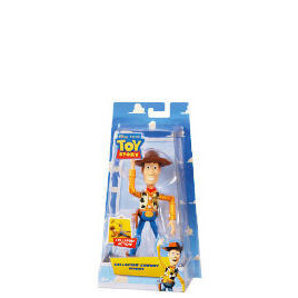 Toy Story Basic Figure Knockdown Woody Reviews