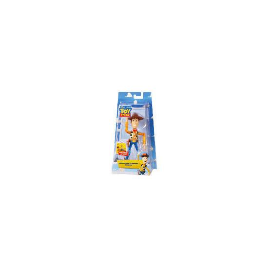 Toy Story Basic Figure Knockdown Woody