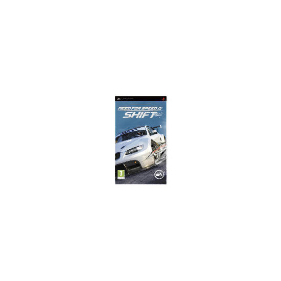 Need For Speed: Shift (PSP)