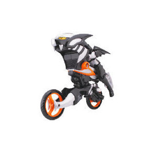 Photo of Power Rangers Jungle Fury Animal Cycles - Black Bat Toy