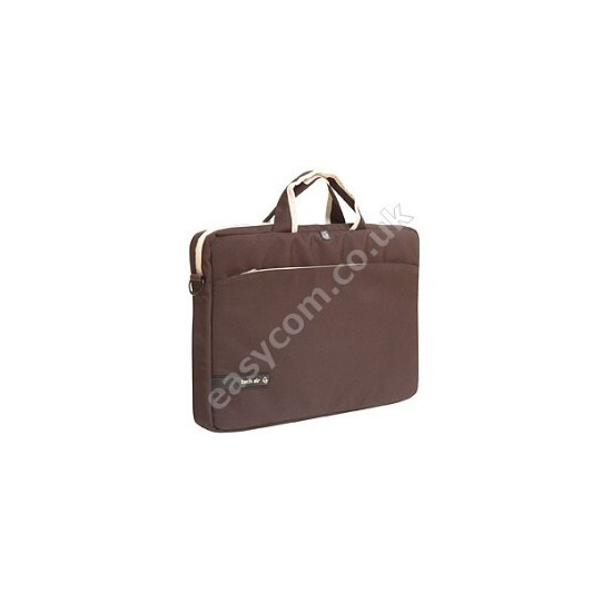 Tech Air Carry case  - Brown and white 10 - 11.6 inch