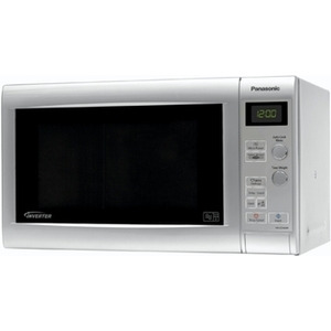 Photo of Panasonic 27L Microwave Oven Silver Microwave
