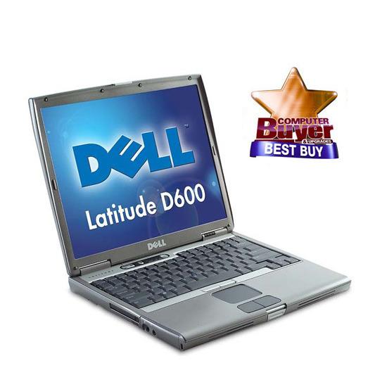 Dell D600 1GB Ram 60GB HDD