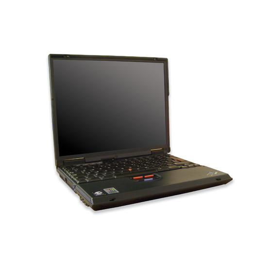 IBM Thinkpad 600E Laptop With Case And Mp3