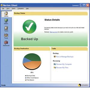Photo of Symantec Norton Save & Restore 2.0 Software