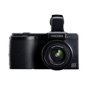 Photo of Ricoh Caplio GX200 VF Kit Digital Camera