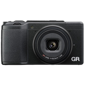 Photo of Ricoh GR Digital II Digital Camera