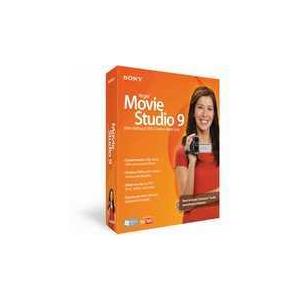 Photo of Sony Vegas Movie Studio 9 Platinum Pro Software