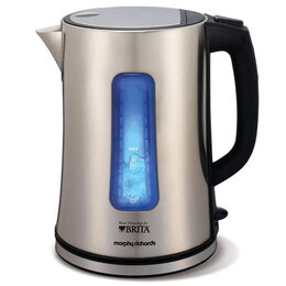 BRITA Accents Filter Brushed Stainless Steel Kettle Reviews