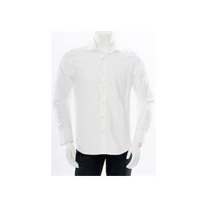 Photo of Paul Costelloe Self Stripe Shirt White Shirt