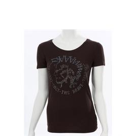 Diesel Black Glitter Logo T-Shirt Reviews