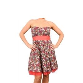 Eucalyptus Sweetheart Carmen Dress - Coral Reviews