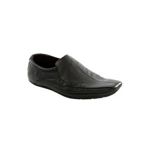 Photo of Base Slip On Shoe Black Shoes Man