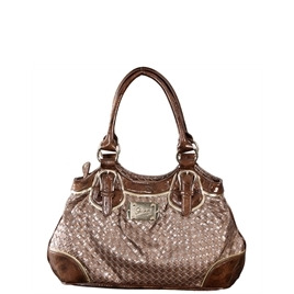 Gionni Aurora Double Handle Bag Brown Reviews