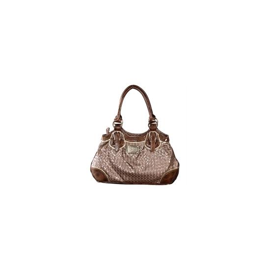 Gionni Aurora Double Handle Bag Brown