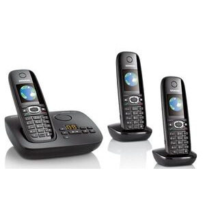 Photo of SIEMENS C595 3PK Landline Phone