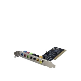 StarTech.com 7.1 Channel PCI Digital Surround Sound Adapter Card - 24 bit - Sound card - 48 kHz - 7.1 channel surround - PCI - VIA VT1723 Reviews