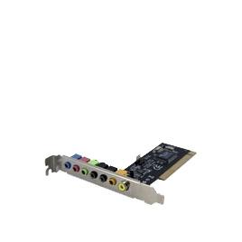 StarTech.com 7.1 Channel PCI Digital Surround Sound Adapter Card - 24 bit - Sound card - 48 kHz - 7.1 channel surround - PCI - VIA VT1723 Reviews