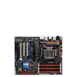 ASUS P6TD Deluxe - Motherboard - ATX - iX58 - LGA1366 Socket - UDMA133, Serial ATA-300 (RAID), eSATA - 2 x Gigabit Ethernet - FireWire - High Definition Audio (8-channel) Reviews