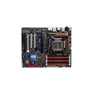 Photo of ASUS P6TD Deluxe - Motherboard - ATX - IX58 - LGA1366 Socket - UDMA133, Serial ATA-300 (RAID), ESATA - 2 X Gigabit Ethernet - FireWire - High Definition Audio (8-Channel) Computer Component