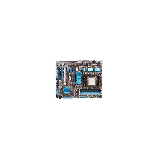 ASUS M4A79XTD EVO - Motherboard - ATX - AMD 790X - Socket AM3 - UDMA133, Serial ATA-300 (RAID), eSATA - Gigabit Ethernet - FireWire - High Definition Audio (8-channel)