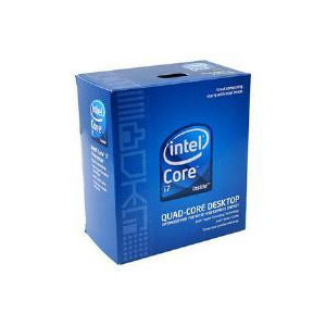 Photo of  Intel Core I7 I7-860 / 2.8 GHZ - LGA1156 Socket Box CPU