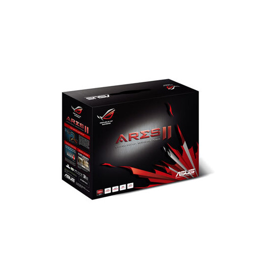 Asus ARES2-6GD5 (AMD Radeon HD 7970)
